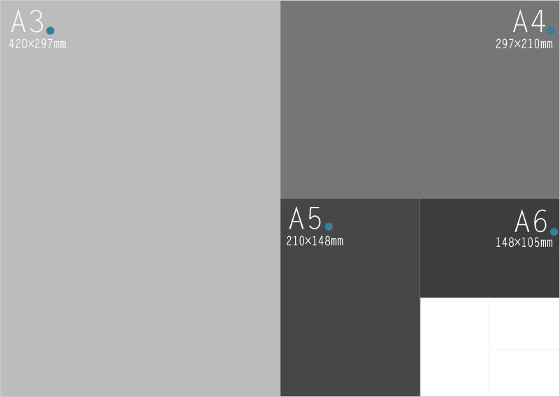 愛知県名古屋市のホームページ制作 パンフレット・チラシデザイン制作会社 トータルマーケティングデザイン オークのチラシ・フライヤーBサイズ詳細